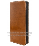 Mobiparts Excellent Wallet Case 2.0 Apple iPhone 6/6S Oaked Cognac