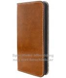 Mobiparts Excellent Wallet Case 2.0 Apple iPhone 6/6S Oaked Cognac